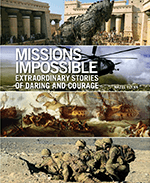 Missions Impossible: Extraordinary Stories of Daring and Courage book cover