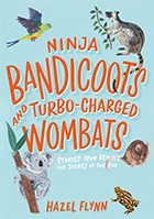Ninja Bandicoots and Turbo-Charged Wombats book cover